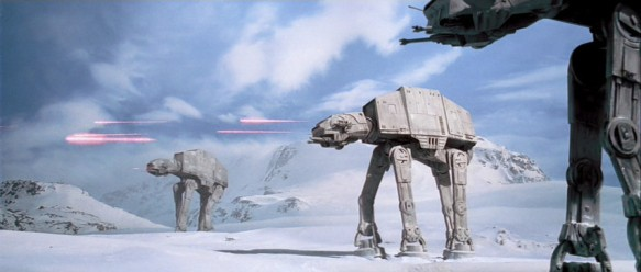 Strawberry Dragon Project: Film Review: The Empire Strikes Back